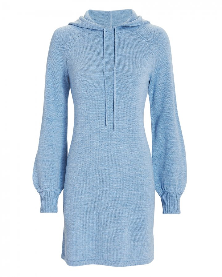 Tess Hooded Dress