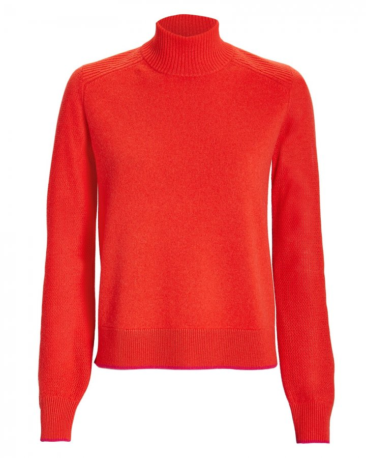 Yorke Turtleneck Cashmere Sweater