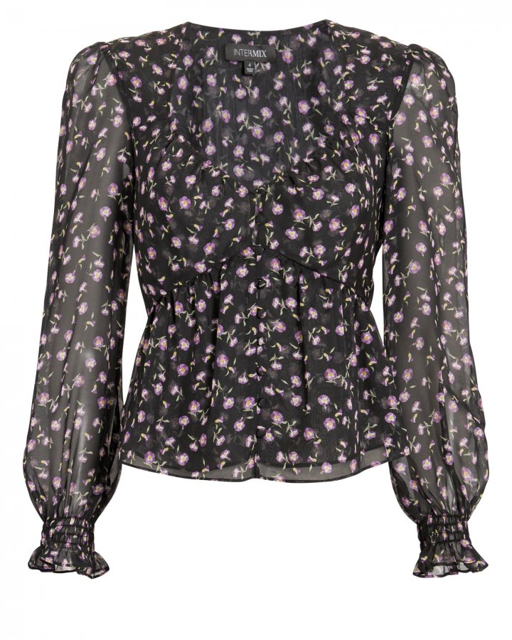 Alma Printed Top
