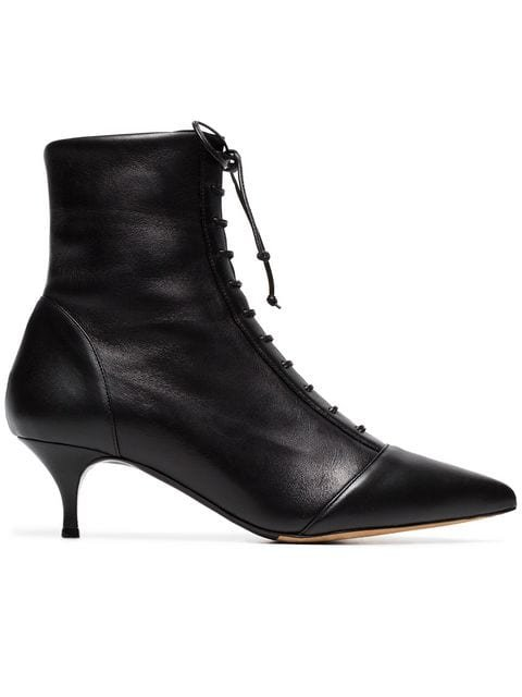 Tabitha Simmons Emmet 60 Lace-up Ankle Boots - Farfetch