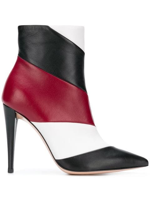 Gianvito Rossi Hadley Boots - Farfetch