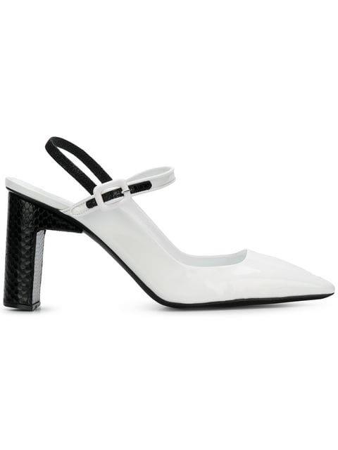 Alyx Slingback Block Heel Pumps - Farfetch