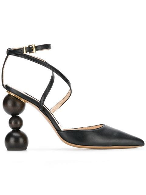 Jacquemus Pointed Toe Pumps - Farfetch