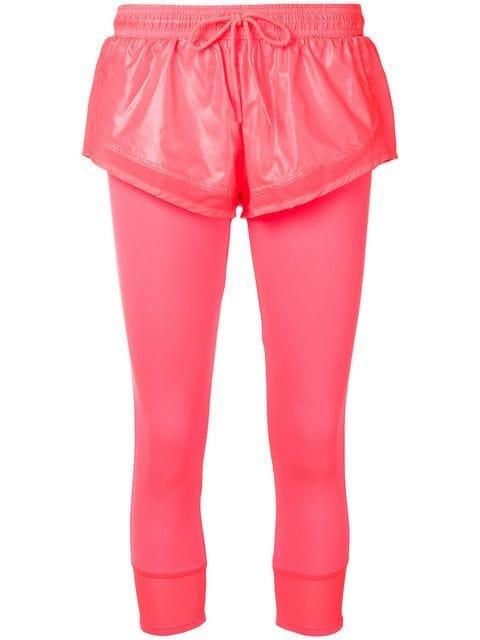 Adidas By Stella Mccartney Sport Short Leggings - Farfetch