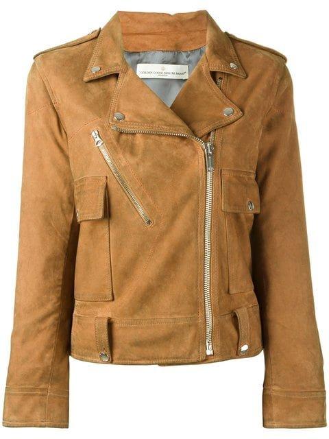 Golden Goose Deluxe Brand Classic Biker Jacket - Farfetch