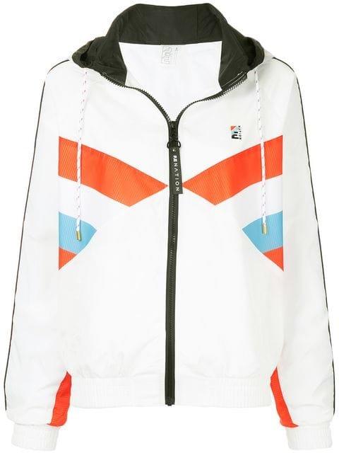 P.E Nation Hooded Sport Jacket - Farfetch