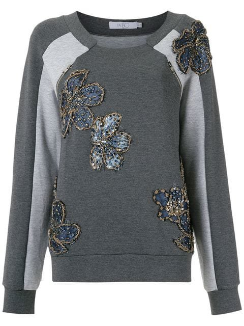 Patbo Embroidered Sweatshirt - Farfetch