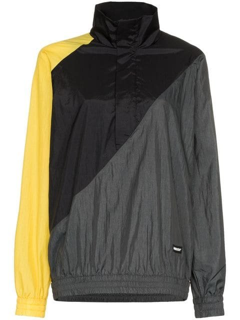 Ambush Zip Up Panelled Sports Jacket - Farfetch