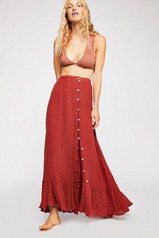 Byzantine Maxi Skirt