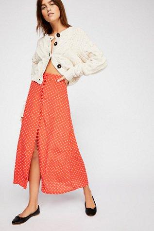 Sophia Midi Skirt