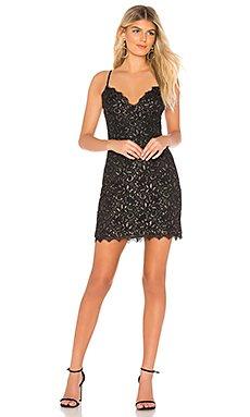 Remy Lace Mini Dress                                             by the way.