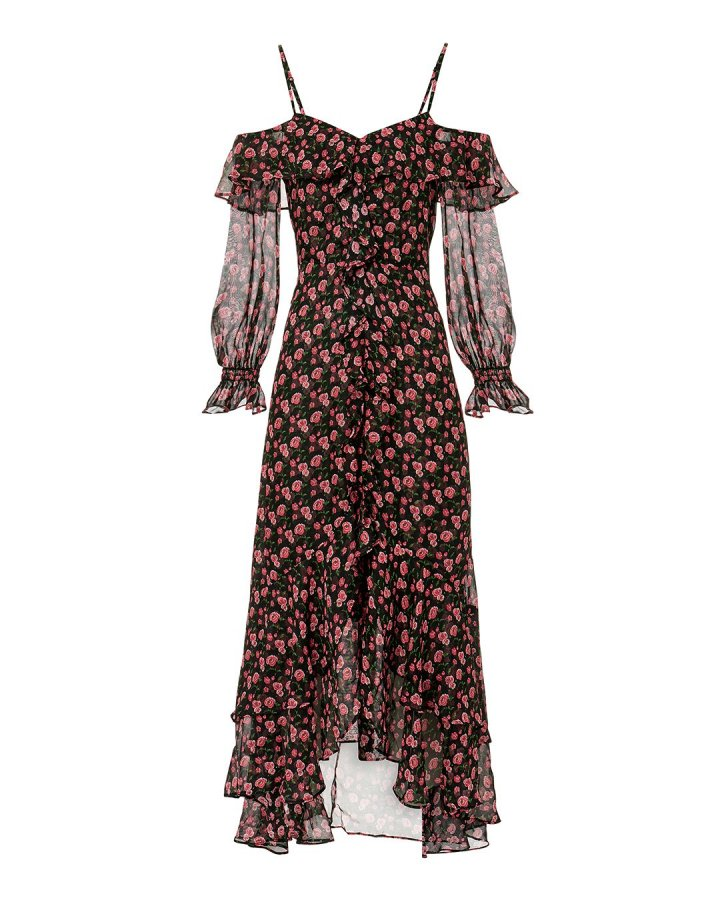 Beatrix Floral Dress