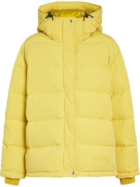 Burberry Archive Logo Down-filled Hooded Puffer Jacket - Farfetch