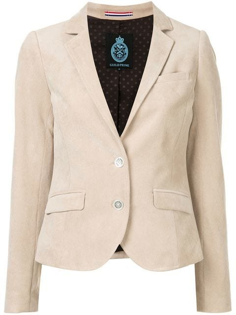 Guild Prime One Button Blazer - Farfetch