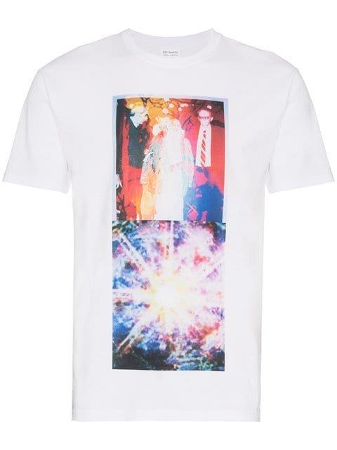 Just A T-Shirt Gareth McConnell Handcuffs Print Cotton t Shirt - Farfetch
