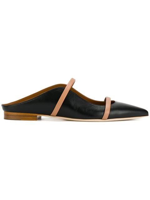 Malone Souliers Strappy Slippers - Farfetch