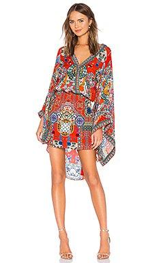 Kimono Dress                                             Camilla