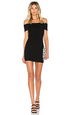 Tara Off Shoulder Knit Mini Dress                                             by the way.