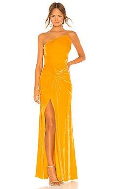 Liza Gown                                             Cinq a Sept
