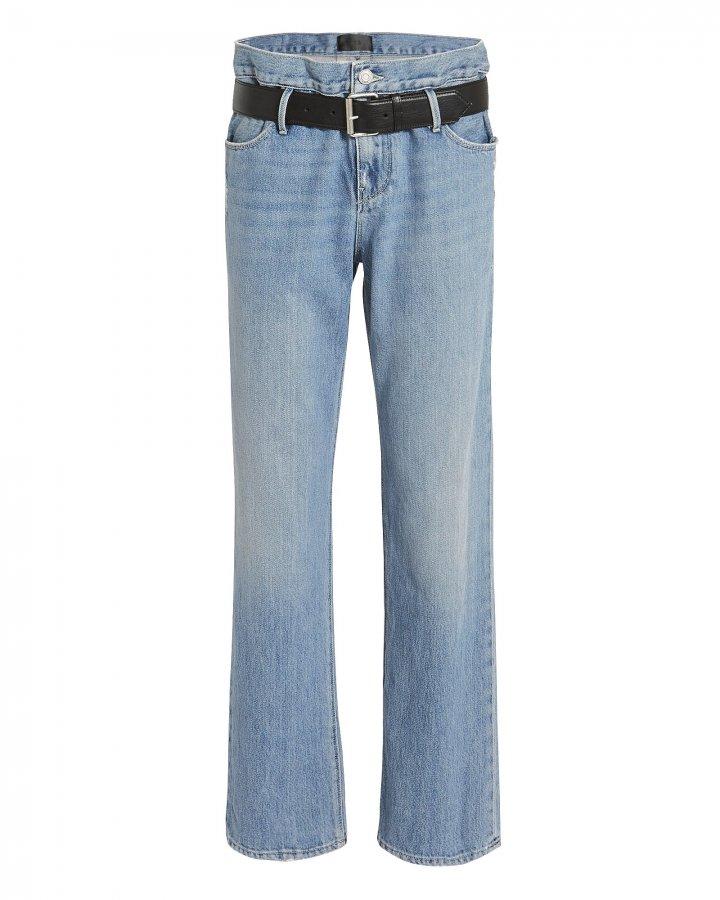 Dexter Belted Jeans