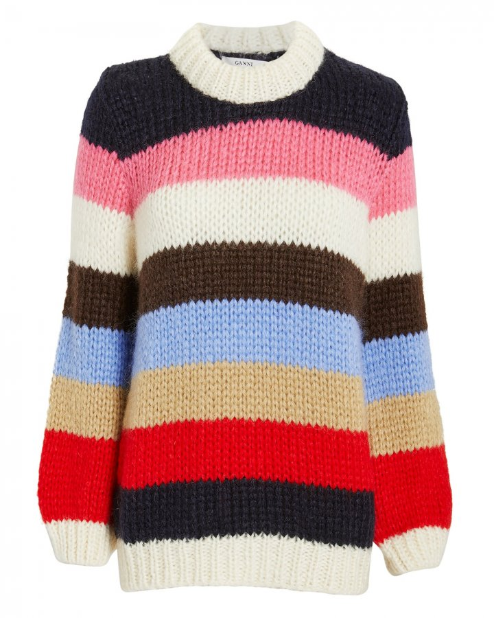 Julliard Striped Sweater