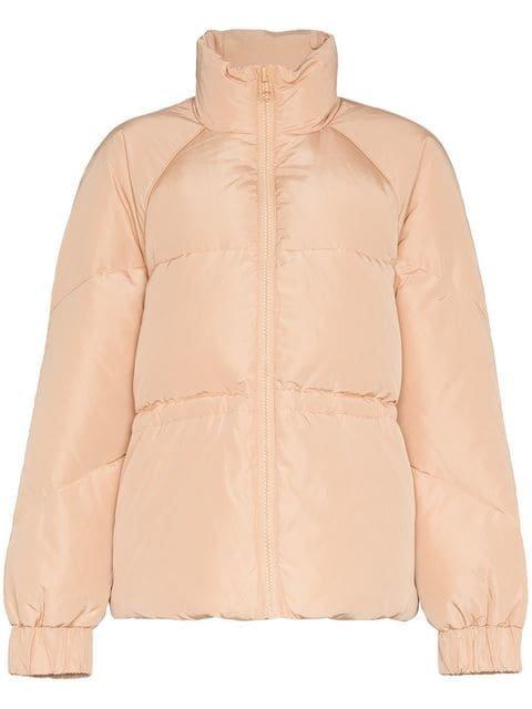 Ganni Whitman Padded Puffer Jacket - Farfetch