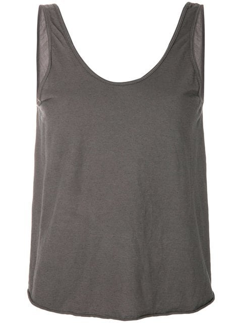 Lost & Found Rooms Classic Fitted Tank Top - Farfetch