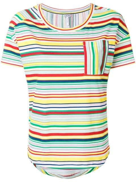 Loewe Striped T-shirt - Farfetch