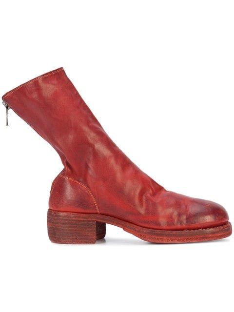 Guidi Calf-length Boots - Farfetch