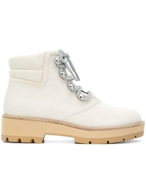 3.1 Phillip Lim Dylan Lace Up Boots - Farfetch