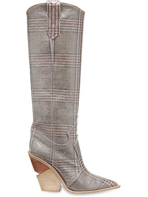 Fendi Pointed Toe Cowboy Boots - Farfetch