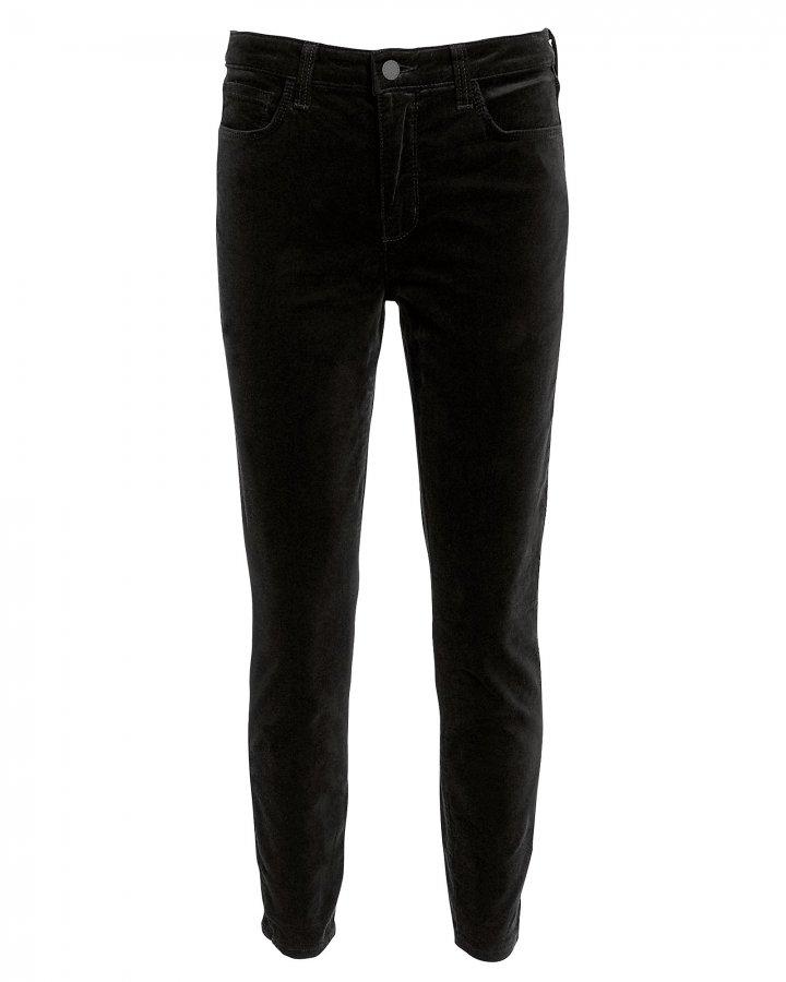 Margot Velvet Skinny Jeans