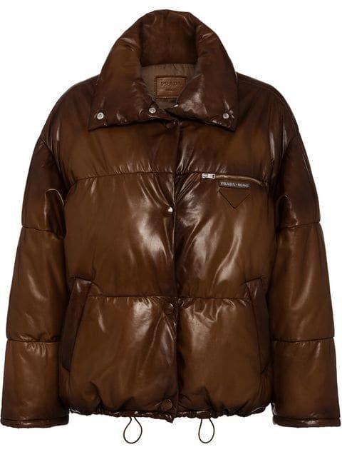 Prada Puffer Jacket - Farfetch