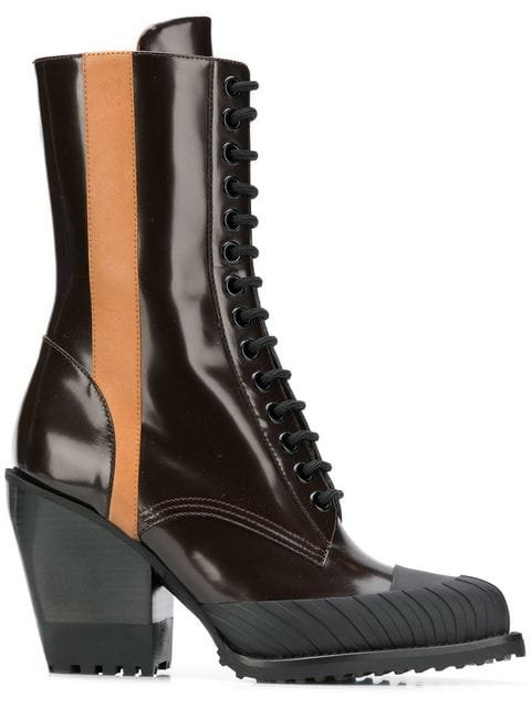 Chloé Rylee Ankle Boot - Farfetch
