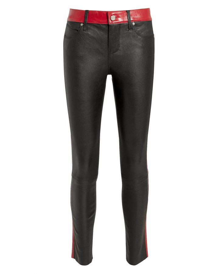 Ryland Racer Leather Pants