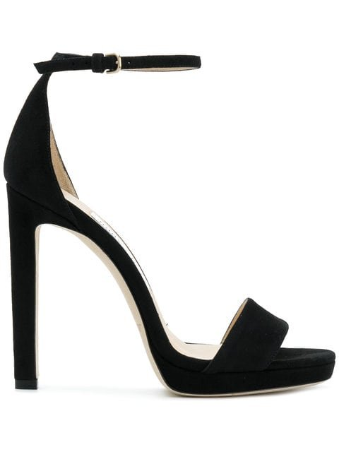 Jimmy Choo Misty 120 Heels - Farfetch