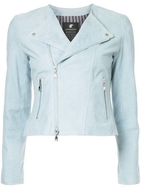 Loveless Biker Jacket - Farfetch
