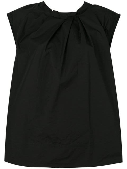 3.1 Phillip Lim Flared Sleeve-less Blouse - Farfetch