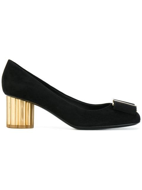 Salvatore Ferragamo Capua Pumps - Farfetch