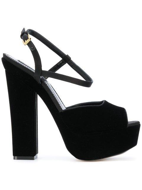 Dsquared2 Platform Ziggy Sandals - Farfetch