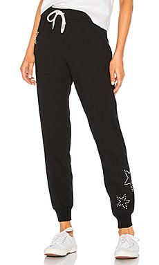Star Dust Sweatpant                                             MONROW
