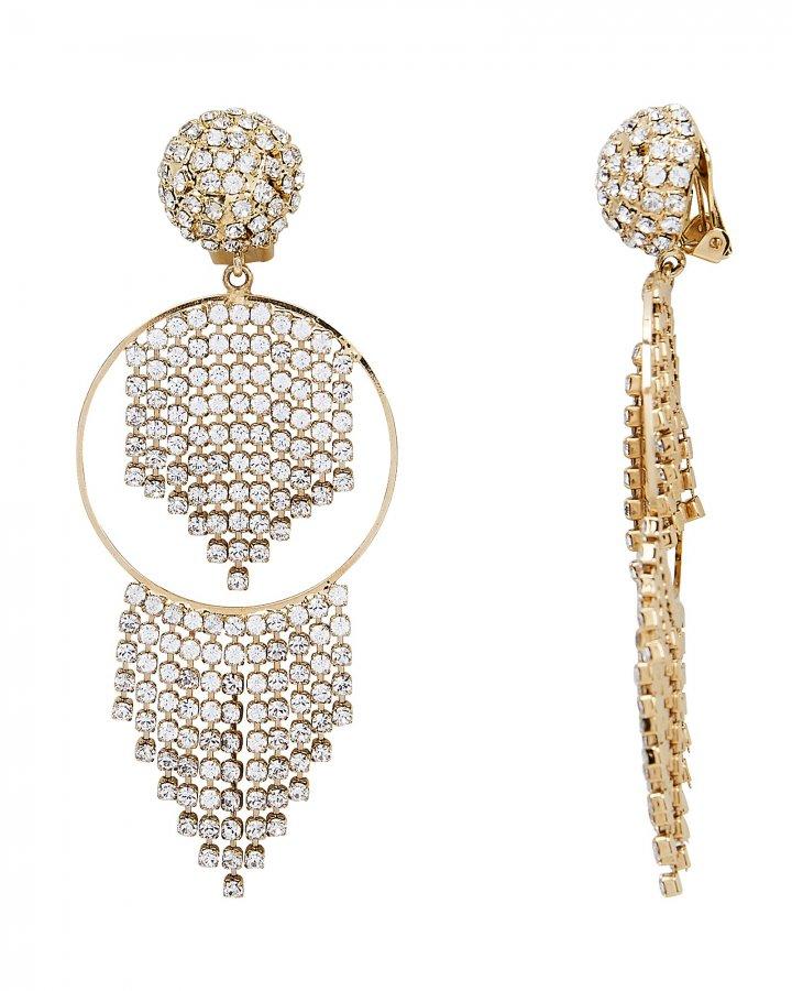 Strobo Crystal Earrings
