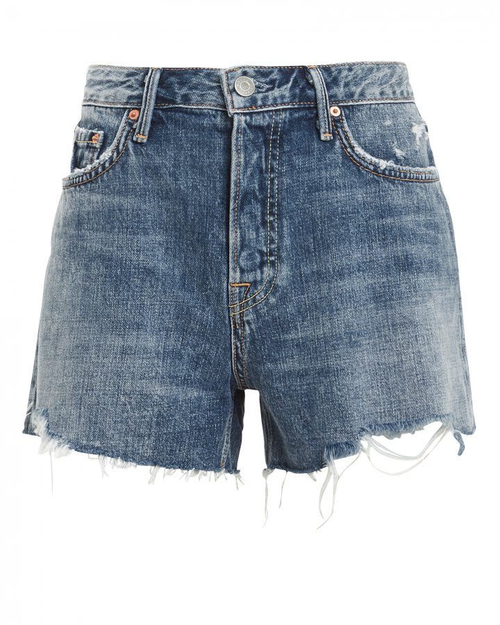 Helena Distressed Shorts