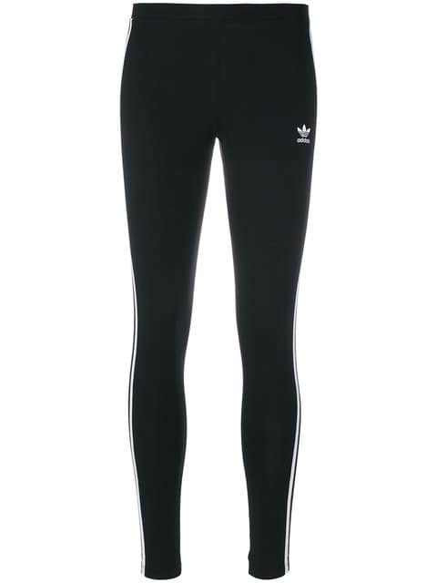 Adidas Adidas Originals 3-Stripes Leggings - Farfetch