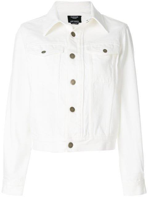 Calvin Klein 205W39nyc x Andy Warhol Foundation Jacket - Farfetch
