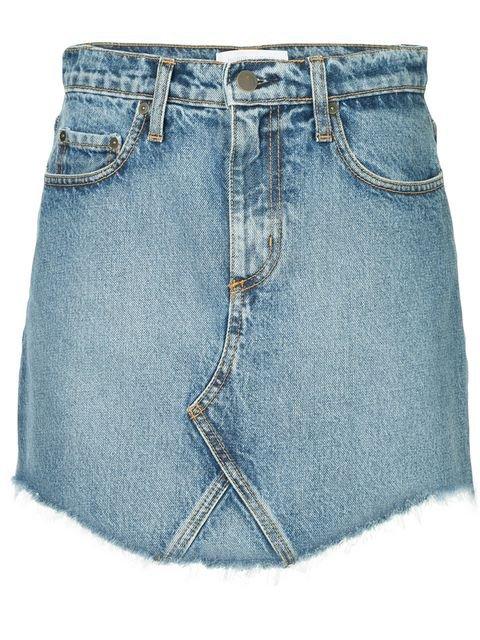 Nobody Denim The Edge Skirt Wonderous - Farfetch
