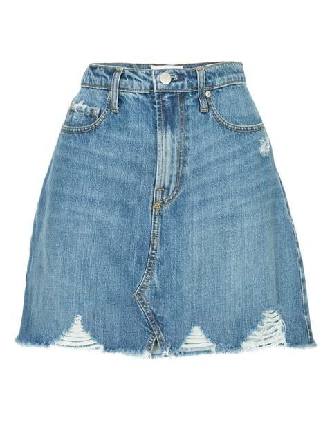 Nobody Denim Piper Skirt Decadent - Farfetch