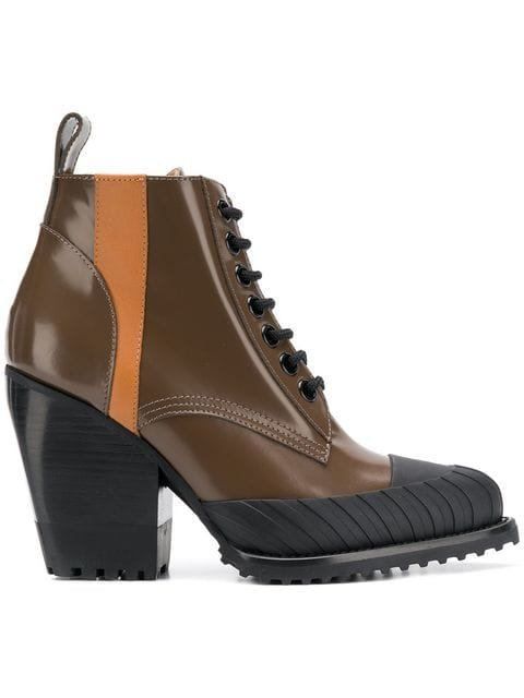 Chloé 90 Rylee Ankle Boots - Farfetch