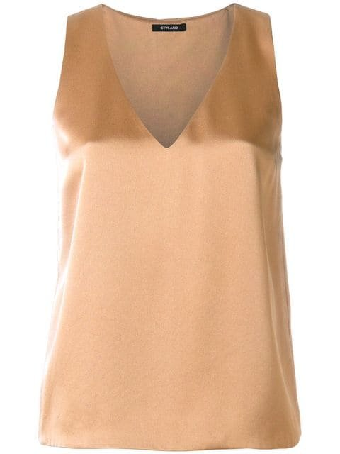 Styland V-neck Top - Farfetch