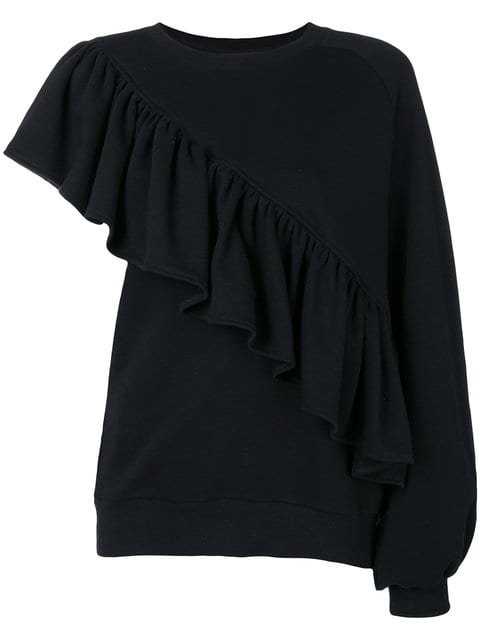 Ioana Ciolacu Ruffled Top - Farfetch